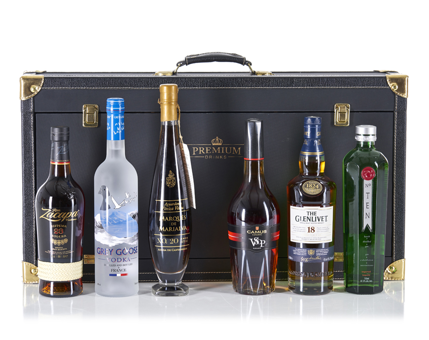 Garrafeira Premium Drinks Collection 03